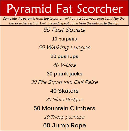 Pyramid Scorcher Beginner