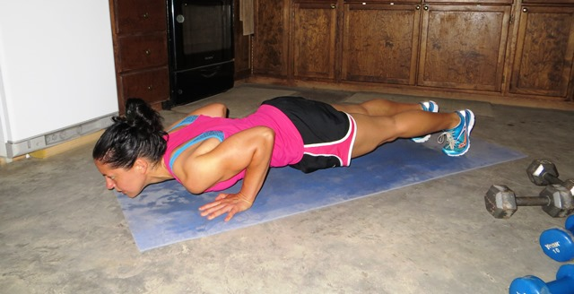 Fit Focus: Combination Exercises + A Workout! | Fitness in